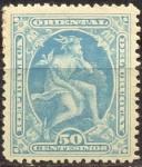 Stamps : America : Uruguay :  MERCURIO