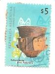 Stamps Argentina -  Cultura Belen
