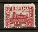 Stamps Europe - Spain -  Junta de Defensa Nacional.
