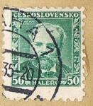 Sellos de Europa - Checoslovaquia -  CESKOSLOVENSKO