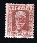 Stamps Europe - Spain -  Pablo Iglesias
