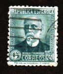 Stamps Europe - Spain -  Nicolás Salmerón