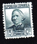 Stamps : Europe : Spain :  Concepción Arenal