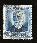 Stamps : Europe : Spain :  Nicolás Salmerón