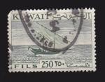 Stamps Kuwait -  KUWAIT
