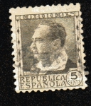 Stamps : Europe : Spain :  Vicente Blasco Ibañez