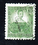 Stamps : Europe : Spain :  Mariana Pineda