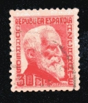 Stamps : Europe : Spain :  Gumersindo de Azcárate