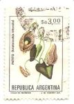 Sellos de America - Argentina -  Patito