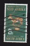 Stamps South Africa -  REPUBLICA DE SUDÁFRICA - RUGBY