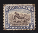 Stamps Africa - South Africa -  SUID-AFRIKA - POSSEEL