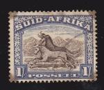 Sellos del Mundo : Africa : Sudáfrica : SUID-AFRIKA - POSSEEL