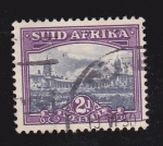 Stamps Africa - South Africa -  SUID AFRIKA - POSSEEL