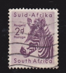 Stamps South Africa -  SUID AFRIKA