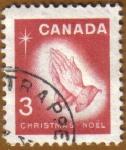 Stamps America - Canada -  NAVIDAD Manos unidas