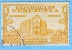 Stamps Venezuela -  Oficina principal de correos de cargas