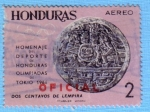 Stamps Honduras -  Homenaje del Deporte de Honduras
