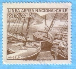 Stamps : America : Chile :  Angelmo