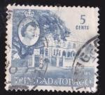 Stamps America - Trinidad y Tobago -  TRINIDAD Y TOBAGO