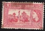 Stamps America - Trinidad y Tobago -  TRINIDAD Y TOBAGO -MEMORIAL PARK