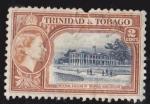 Stamps America - Trinidad y Tobago -  TRINIDAD Y TOBAGO - IMPERIAL COLLEGE OF TROPICAL AGRICULTURE