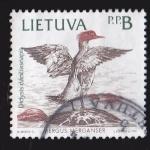 Stamps Lithuania -  LITUANIA - AVES