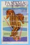 Stamps Panama -  Caballito de Mar