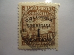Stamps Colombia -  Banco Postal de Colombia-(Ahorro Postal)
