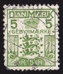 Sellos de Europa - Dinamarca -  DINAMARCA -