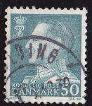 Stamps Europe - Denmark -  DINAMARCA - KONCELIC POST