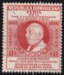 Stamps America - Dominican Republic -  REP DOMINICANA - GENERALISIMO DOCTOR RAFAEL LEONIDAS TRUJILLO MOLINA