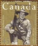 Stamps Canada -  GERALD OUELLETTE