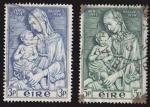 Sellos del Mundo : Europa : Irlanda : IRLANDA - ANNUS MARIANUS 1953-1954
