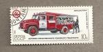 Sellos de Europa - Rusia -  Coche bomberos