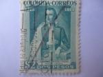 Sellos de America - Colombia -  JOAQUÍN DE CAyZEDO Y CUERO-Prócer y Martir. 1773-1813.