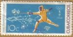 sellos de America - Cuba -  XVIII OLIMPIADAS - TOKYO