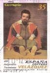 Stamps Spain -  400 Aniversario nacimiento Velazquez    (D)