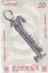 Sellos de Europa - España -  Llamador -artesania española     (D)