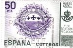 Sellos de Europa - España -  Museo Postal     (D)