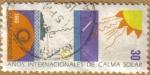 Stamps Cuba -  Años Internacionales de la Calma Solar