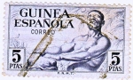 Stamps : Africa : Equatorial_Guinea :  GUINEA ESPAÑOLA