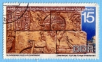 Stamps : Europe : Germany :  Archaologische Forschung der Humboldt