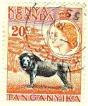 Stamps : Africa : Kenya :  KENYA UGANDA TANGANYIKA