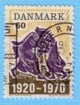 Stamps : Europe : Denmark :  1920-1970