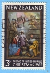Stamps : Oceania : New_Zealand :  The two trinities