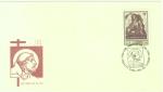 Stamps : America : Peru :  SAN FRANCISCO DE ASÍS - SOBRE PRIMER DÍA