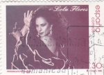 Stamps : Europe : Spain :  Lola Flores     (D)