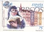 Sellos de Europa - España -  Siervas de Jesus de la Caridad    (D)