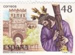 Sellos de Europa - España -  Semana Santa de Sevilla    (D)