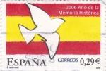 Stamps Spain -  Año de la Memoria Histórica    (D)